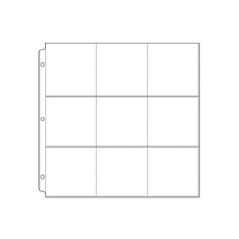 "Pochettes 30.5x30.5 cm We R - (9) 4""X4"""
