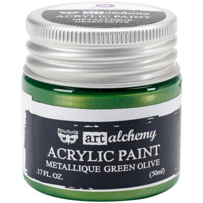 Peinture Art-Alchemy - Metallique Green olive