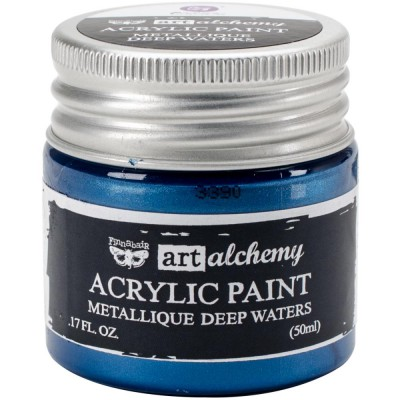 Peinture Art-Alchemy - Metallique Deep Waters
