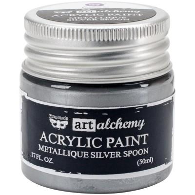 Peinture Art-Alchemy - Metallique Silver Spoon