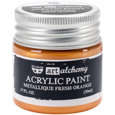 Peinture Art-Alchemy - Metallique Fresh Orange