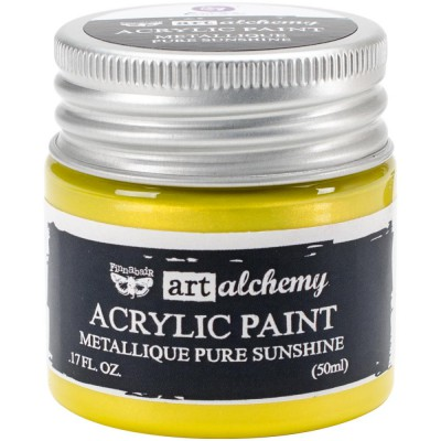 Peinture Art-Alchemy - Metallique Pure Sunshine