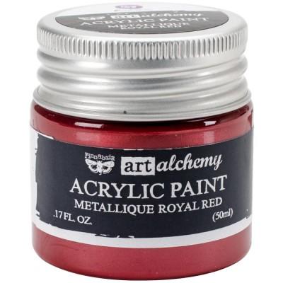 Peinture Art-Alchemy - Metallique Royal Red