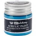 Peinture Art-Alchemy - Metallique Rich Turquoise