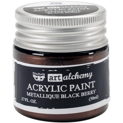Peinture Art-Alchemy - Metallique Black Berry