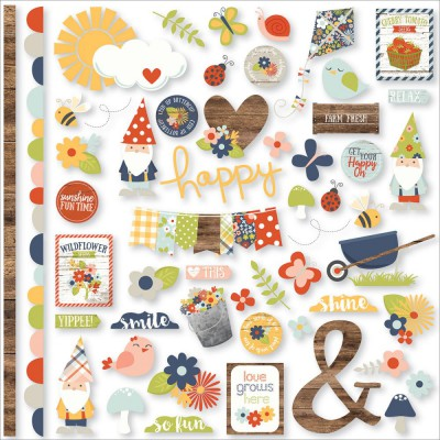 Stickers Fundamentals - Bloom & Grow