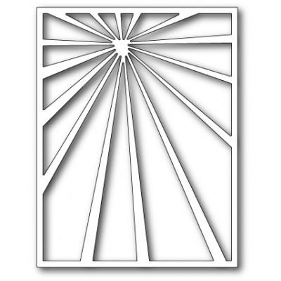 Die Memory Box - Radiant Frame