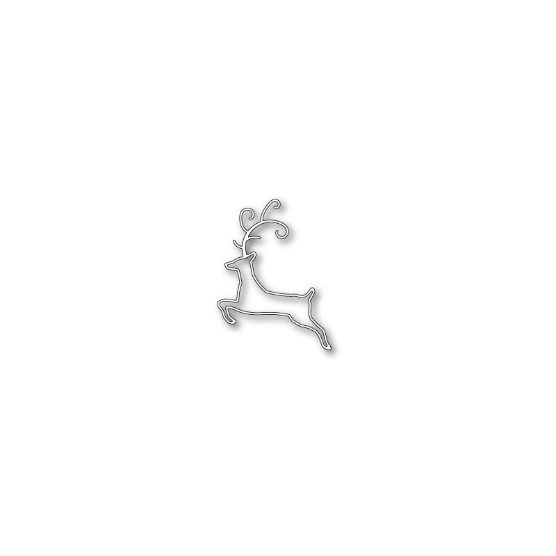 Die Memory Box - Sketch Deer