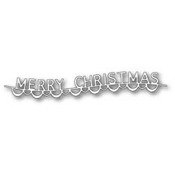 Die Memory Box - Merry Christmas Garland