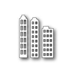 Die Poppystamps - Downtown Skyscrapers