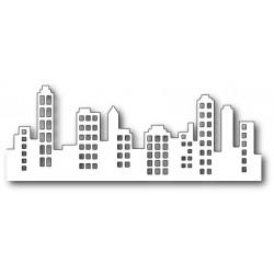 Die Poppystamps - Downtown Urban Landscape
