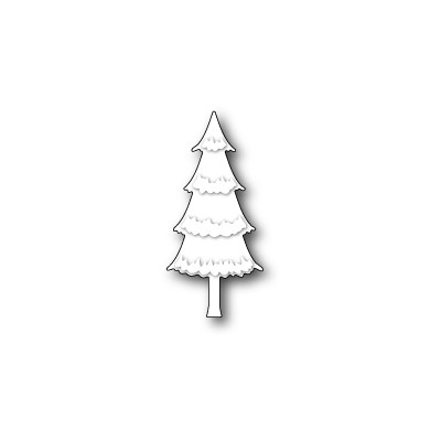 Die Poppystamps - Small Winter Pine