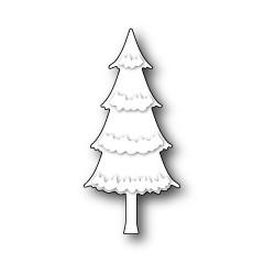 Die Poppystamps - Small Winter Pine