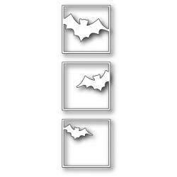 Die Poppystamps - Batty Triptych
