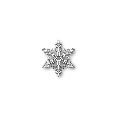 Die Poppystamps - Callum Stitched Snowflake