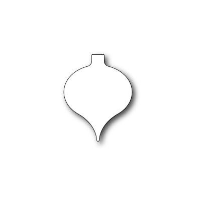 Die Poppystamps - Costello Ornament Background