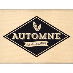 Tampon bois Florilèges - Automne aux mille couleurs