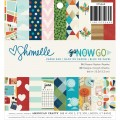 Mini Pack 15x15 - American Crafts - Shimelle Go Now Go