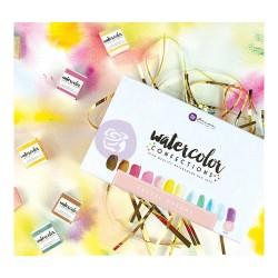 Aquarelles Prima (Watercolor Confections ) - Pastel Dreams