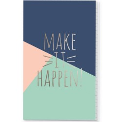 Carnet Posh - Make It Happen