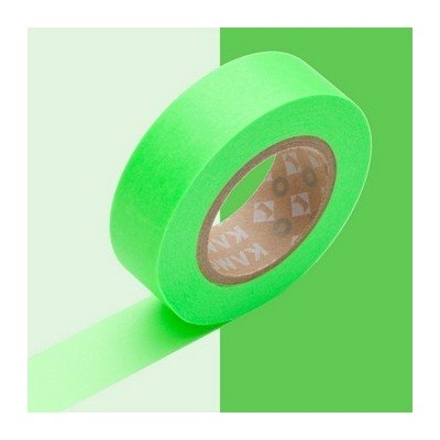 Masking Tape - Basic Shocking Green