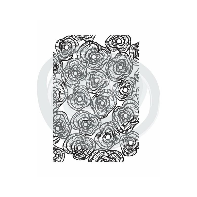 Tampon DIY&Cie - Coquelicots