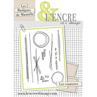 Tampons L'Encre & l'Image - Les Basiques de Manuéla - Les Coutures