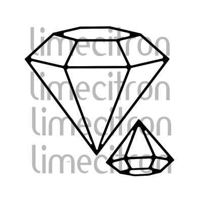 Die Lime Citron - 2 diamants