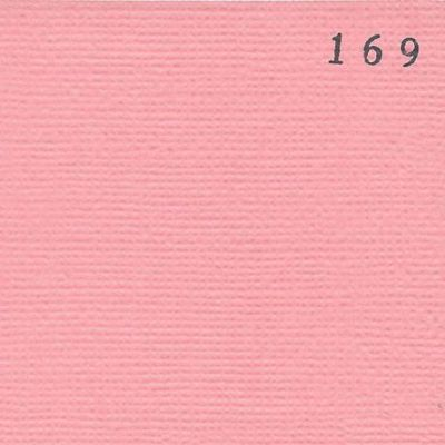 Cardstock texturé canvas - Coloris Corail