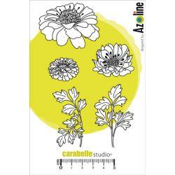 Tampons Carabelle Studio - Fleurs d'Alex by Azoline