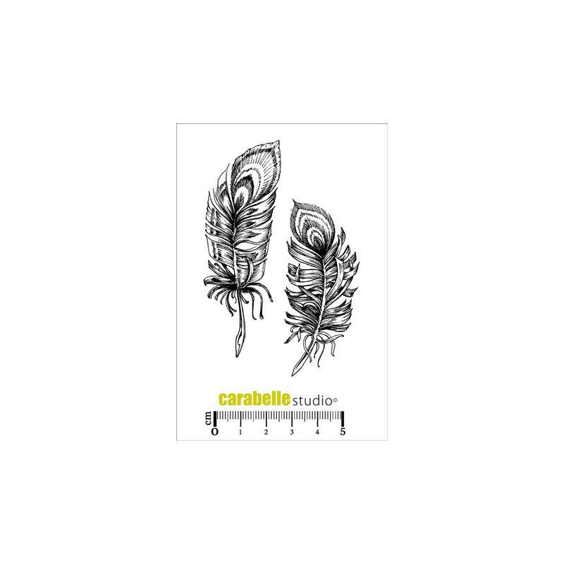 Tampons Carabelle Studio - La folie des plumes