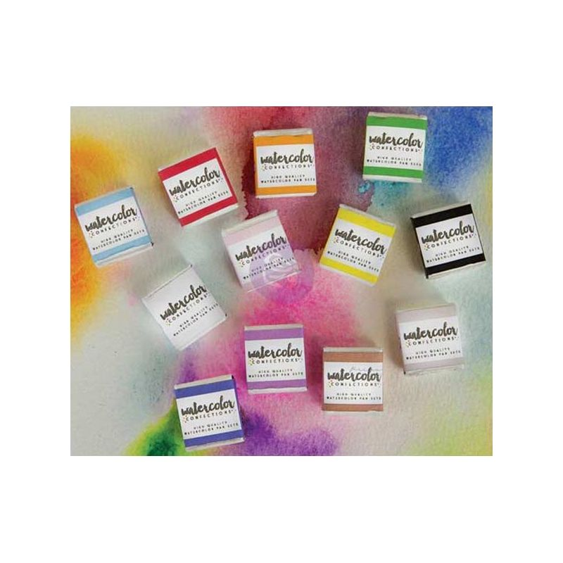 Aquarelles Prima (Watercolor Confections ) - The Classics