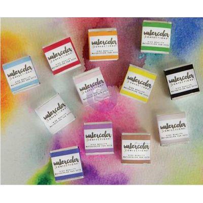Aquarelles Prima (Watercolor Confections ) - The Classics