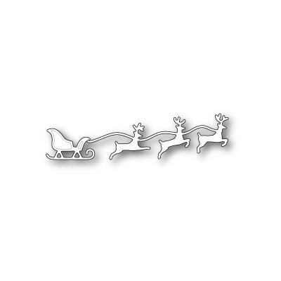 Die Memory Box - Small Reindeer Team