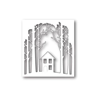 Die Poppystamps - House in the Woods