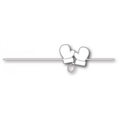 Die Poppystamps - Mitten String
