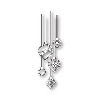 Die Poppystamps - Pendant Ornaments