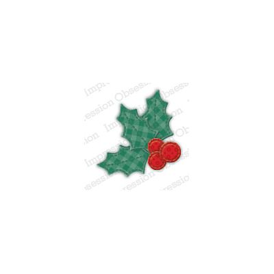 Die Impression Obsession - Patchwork Holly