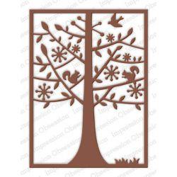 Die Impression Obsession - Tree Window Scene