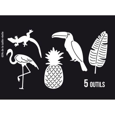 Dies Sweety Cuts - Ananas et compagnie