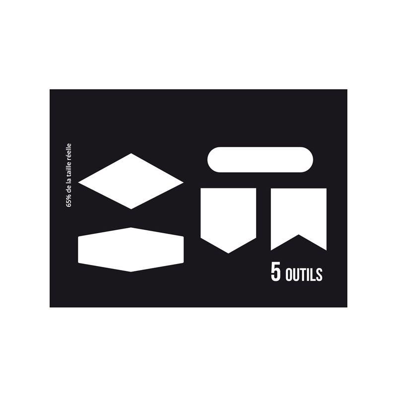Dies Sweety Cuts - Cinq Formes