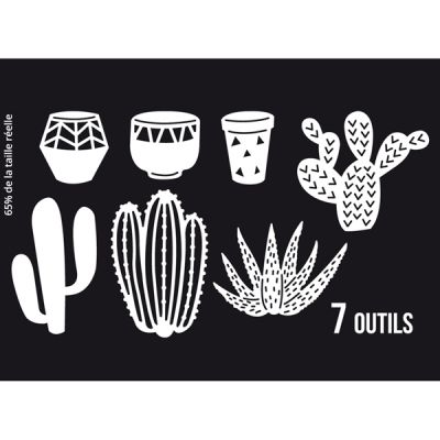 Dies Sweety Cuts - Quelques Cactus