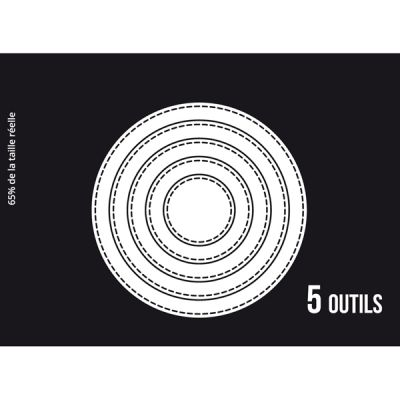 Dies Sweety Cuts - Cercles Basiques