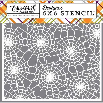 Pochoir Echo Park - Cobweb