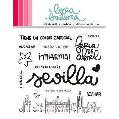 Tampons clear Lora Bailora - Sevilla