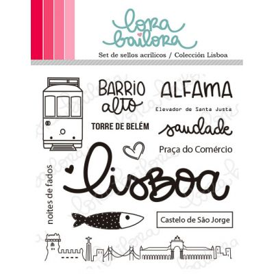 Tampons clear Lora Bailora - Lisboa
