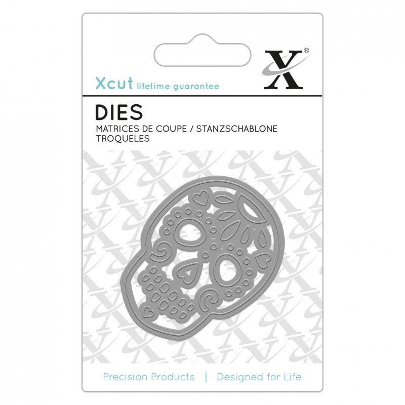 Dies XCut - Mini - Tête de mort mexicaine