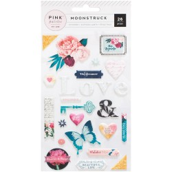 Stickers Puffy Moonstruck