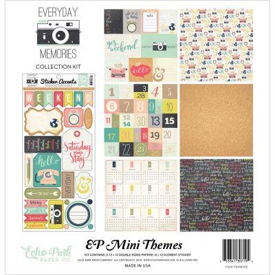 Pack 30x30 - Echo Park - Everyday Memories