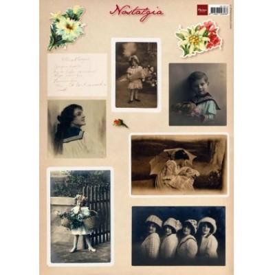 Image Carterie Vintage - Children
